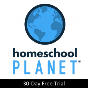 Homeschool Planet 30-Day Free Trial button