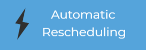 automatic rescheduling homeschool planet graphic