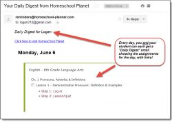 Study.com Daily Digest email.