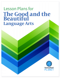 The Good and the Beautiful Language Arts
