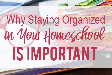 Homeschool Planet Staying Organized button