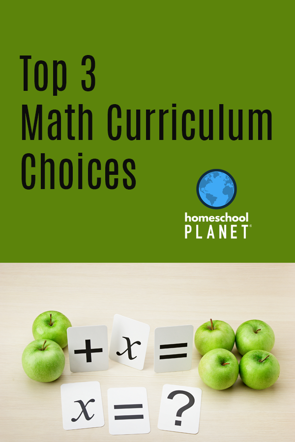 Homeschool Planet Math Curriculum Choices Blogspot button