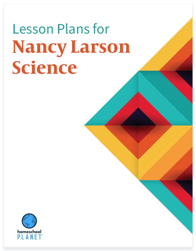 Homeschool Planet Nancy Larson Science lesson plans button
