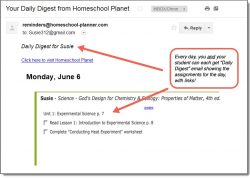 Homeschool Planet God's Design Daily Digest button
