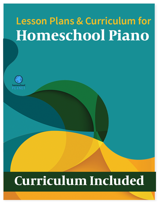 Homeschool Planner Homeschool Piano lesson plans and curriculum button