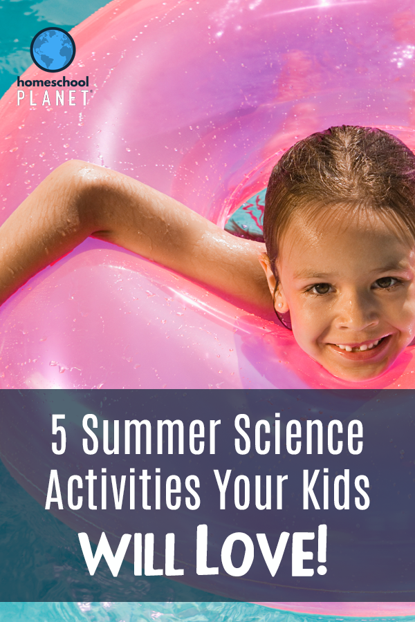 Homeschool Planet Summer Activities for kids button