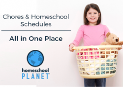 Homeschool Planet -Chores & homeschool schedules all in one place