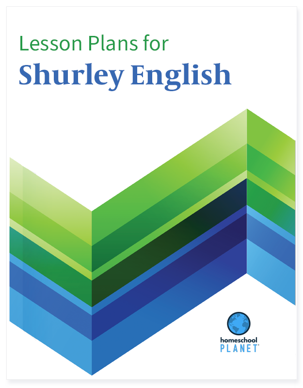 Homeschool Planet Shurley English lesson plans button