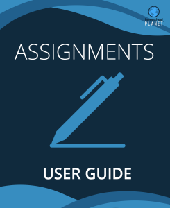Homeschool Planet Assignments User Guide