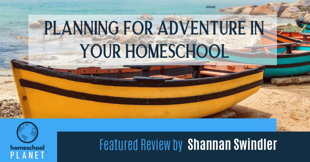 Homeschool Planet review by Shannan Swindler Blogspot button