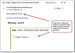 Homeschool Planet DK Science Daily Digest button
