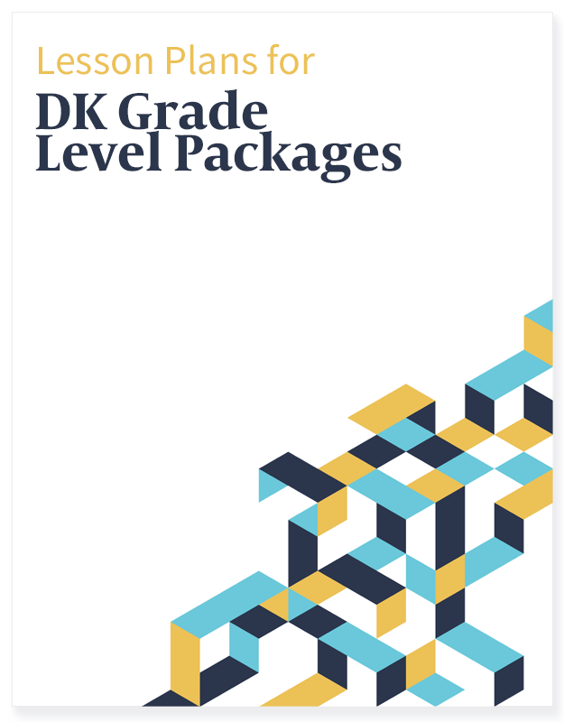 Homeschool Planner DK Grade Level Packages lesson plans button