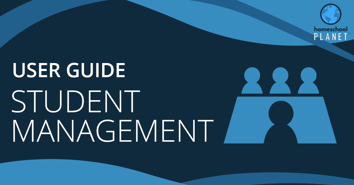 User Guide Student Management