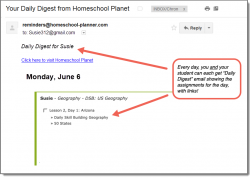 Homeschool Planet DSB Geography Daily Digest button