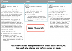 Write by Number Stage 12