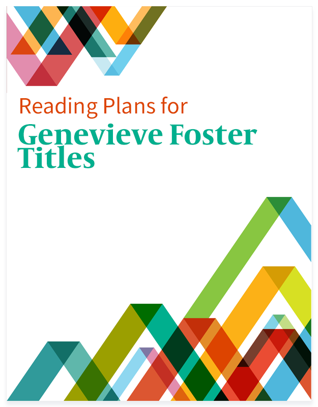 Homeschool Planet reading plans for Genevieve Foster Titles
