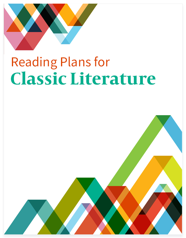 Homeschool Planner reading plans for Classic Literature