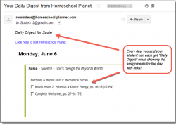 Homeschool Planet MasterBooks Science Daily Digest button