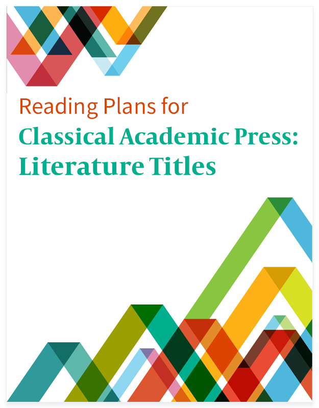 Homeschool Planner reading plan button for Classical Academic Press: Literature Titles