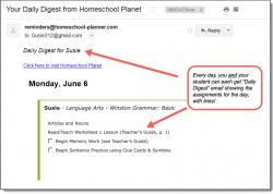Homeschool Planner Winston Grammar Daily Digest button