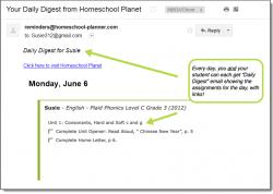 Plaid Phonics Daily Digest