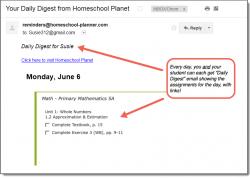 Daily Digest Primary Mathematics